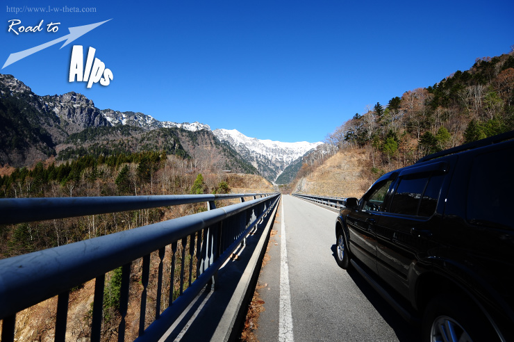Road to Alps